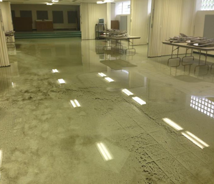 Water Damage – Colorado Springs School