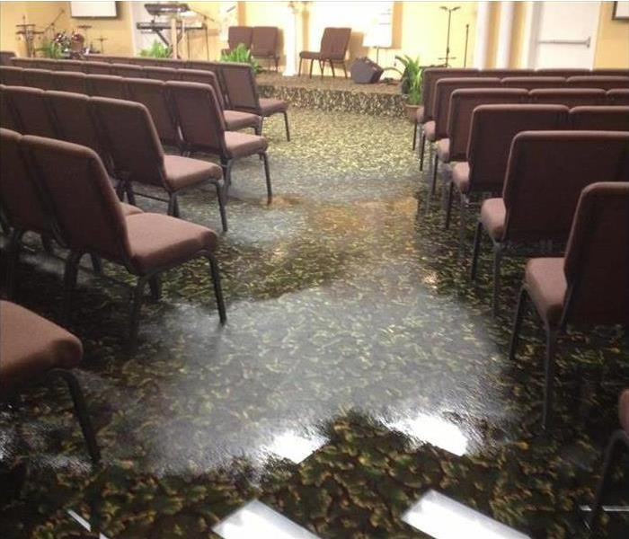 Commercial Water Damage – Colorado Springs
