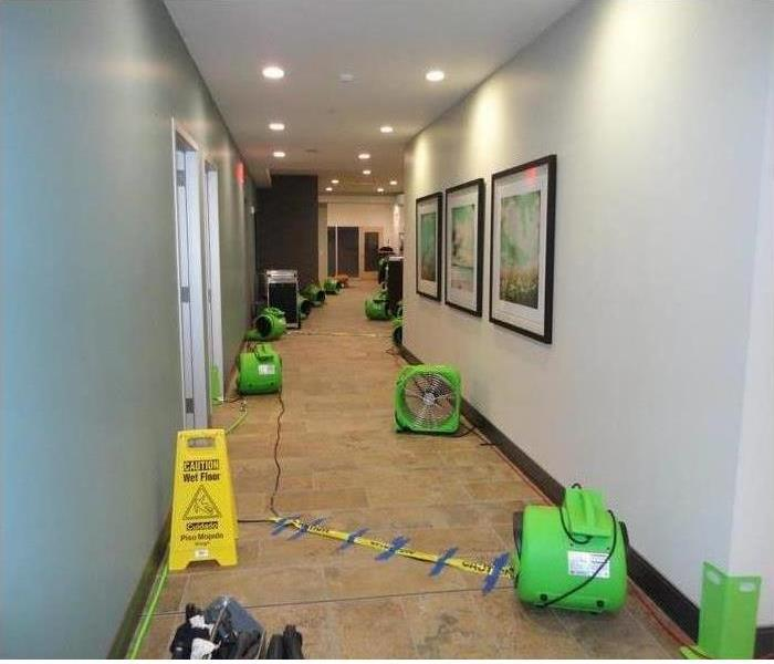 Commercial Water Damage- Colorado Springs Office