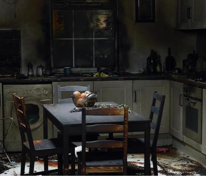 Fire Damage Addressing the Effects of a Kitchen Fire in Your Colorado Springs Home