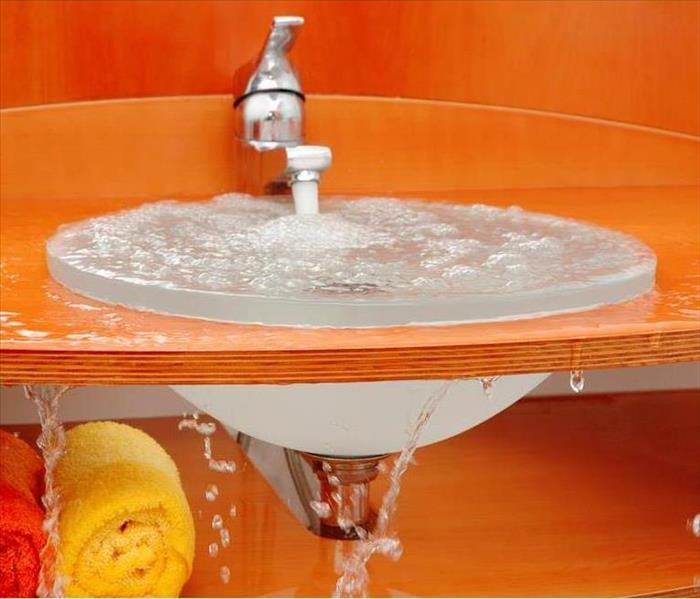 Water Damage How SERVPRO Determines a Drying System in Colorado Springs