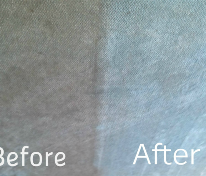 Cleaning Carpet Cleaning - Before and After