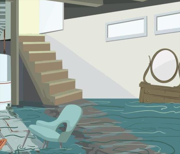 Water Damage Typical Solutions to Basement Water Damage in Colorado Springs